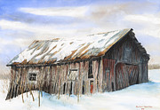 Marshall Bannister - Graves Road Barn