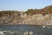 Falls Framed Prints - Great Falls VA - 121246 Framed Print by DC Photographer