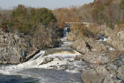 Falls Posters - Great Falls VA - 12125 Poster by DC Photographer