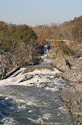 Rocks Photos - Great Falls VA - 12126 by DC Photographer