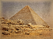 Nigel Fletcher-Jones - Great Pyramid of Khufu