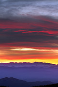 All - Great Smokie Mountains Beautiful Sunset by Dustin K Ryan