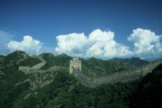Great Wall Photos - Great Wall of China 1 by James Brunker
