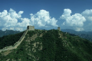 Great Wall Photos - Great Wall of China 2 by James Brunker