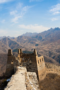 Great Wall Posters - Great Wall of China Poster by Fototrav Print