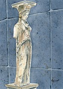 Marsha Elliott - Greek Caryatid