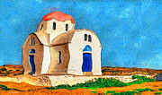 George Rossidis - Greek Church 4