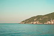 Skopelos Prints - Greek Island Print by Tom Gowanlock