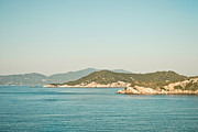 Skopelos Prints - Greek islands Print by Tom Gowanlock