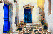 George Rossidis - Greek village 4