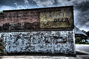 Bill Cantey Metal Prints - Greeleyville Atlantic Beer Metal Print by Bill Cantey