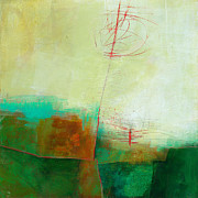 Jane Davies - Green and Red 11