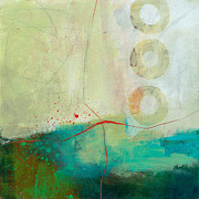 Jane Davies - Green and Red 2