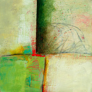 Jane Davies - Green and Red 3