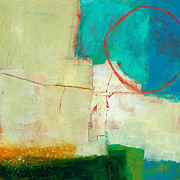 Jane Davies - Green and Red 7