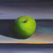 Jennifer Richards - Green apple