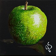 Joyce Sherwin - Green Apple