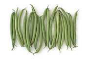 String Beans Prints - Green Beans Print by Steven Jones