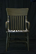 All - Green Chair by Sean Griffin
