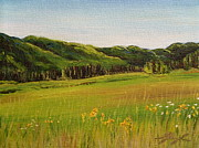Gayle Utter - Green Fields
