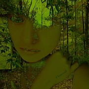 Onurah Art - Green Forest
