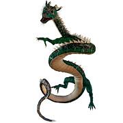 Corey Ford - Green Jewel Dragon