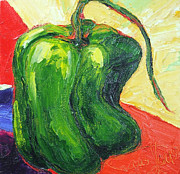 Paris Wyatt Llanso - Green Pepper