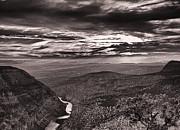 Green River Canyon Print by Joshua House
