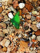 Dorlea Ho - Green Sea Glass
