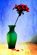 Donald Davis - Green Vase 2