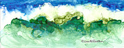 Joan Hartenstein - Green Wave