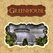Mike Savad - Greenhouse  button