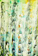 Iris Lehnhardt - Greenish Abstract