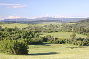 Colorado Front Range Photos - Greenland Ranch by Eric Glaser