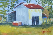 Joe Byrd - Greenpath Tobacco Barn