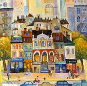 Mikhail Zarovny - Greenwich Village-New...