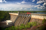 Tammy Chesney - Greers Ferry Dam