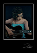 Andrew Wells - Greeting Card - Serenade...