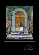 Andrew Wells - Greeting Card - Sophia