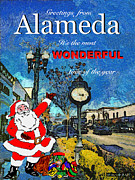 Linda Weinstock - Greeting from Alameda