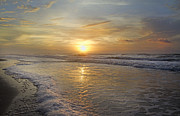 Topsail Island Photos - Greetings from Topsail by Betsy A Cutler East Coast Barrier Islands