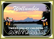 Kevin Perandis - Greetings from Wollumbin...
