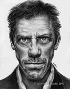 Gregory House Art - Gregory House by Blanket Joanna