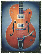 Artful Musician NY - Gretsch hollow body...