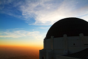 Griffith Art - Griffith Observatory in Los Angeles Hollywood California at Suns by ELITE IMAGE photography By Chad McDermott