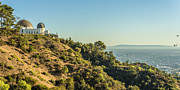Clear Sky Images - Griffith Park and Ocean