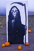 Garry Gay - Grim Reaper Sign