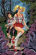 Fairy Tales Prints - Grimm Fairy Tales 03  Print by Zenescope Entertainment