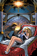 Tale Framed Prints - Grimm Fairy Tales 05 Framed Print by Zenescope Entertainment