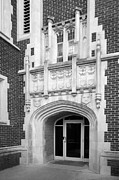 Grinnel College Collegiate Entryway Print by University Icons
